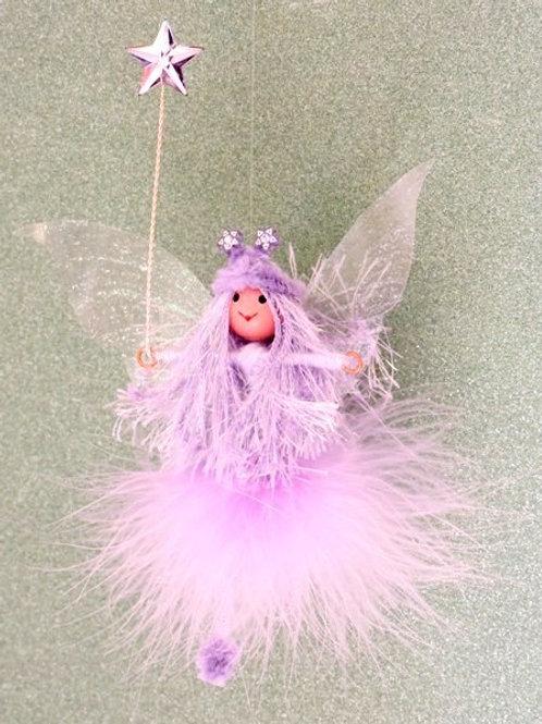 Lilac Flittery Fairy