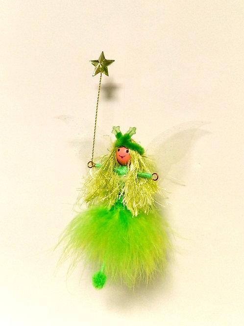 Green Flittery Fairy
