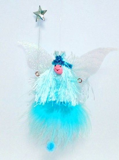 Turquoise Flittery Fairy