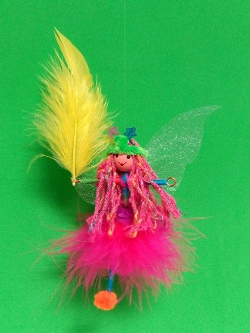 The Mischievous Fairy