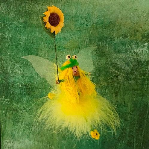 The Sunflower Fairy