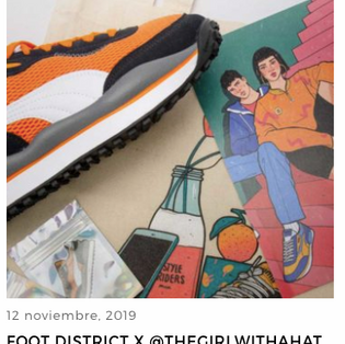 FOOT DISTRICT