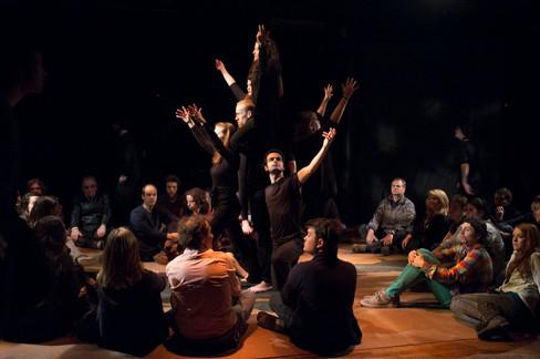 premiere at Clemente Soto Vélez Cultural and Education Center