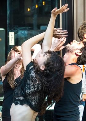 performance at Ideas City Festival
