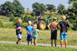 Farming entertainment
