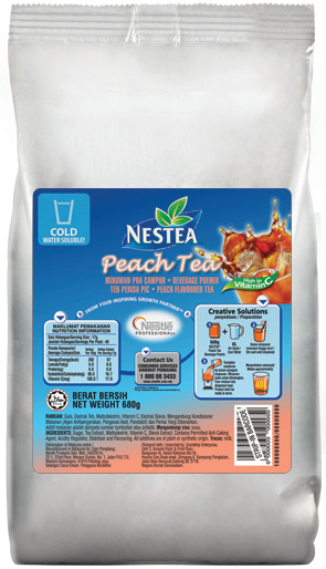 NESTEA Peach Tea 16 x 680g