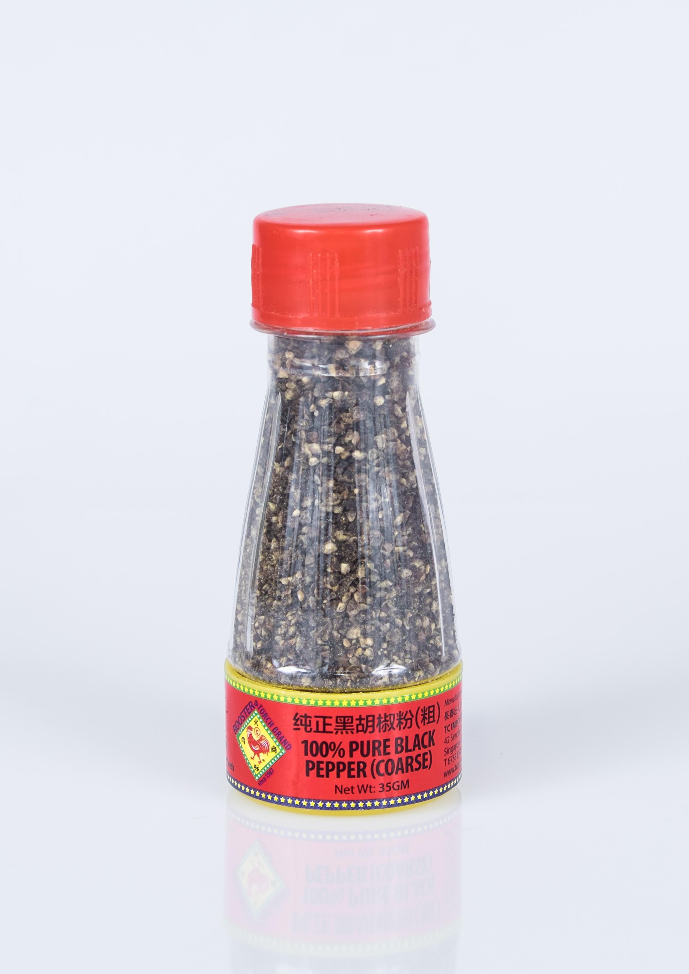 RT Black Pepper Coarse 35g
