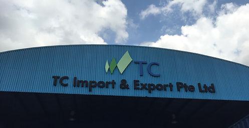 TC Import & Export