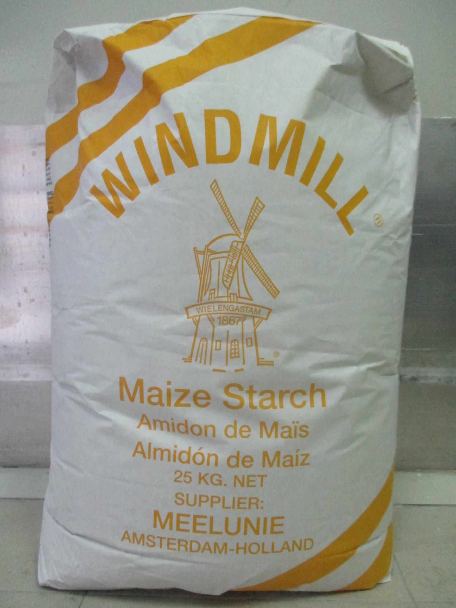 Windmill Corn Starch 25kg bag