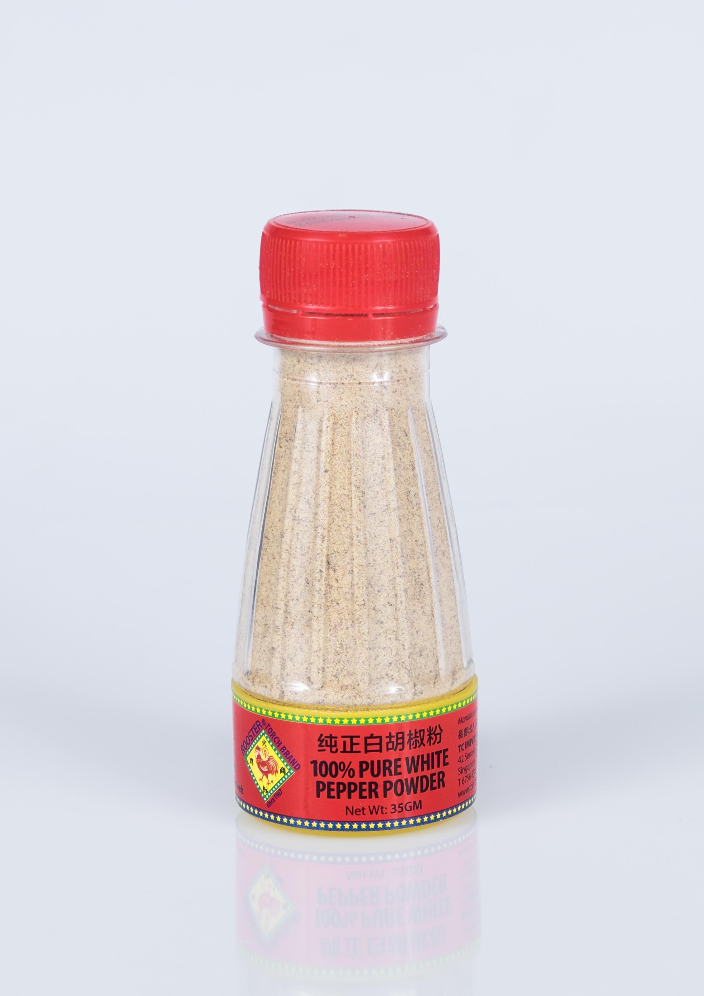 RT White Pepper Powder 35g