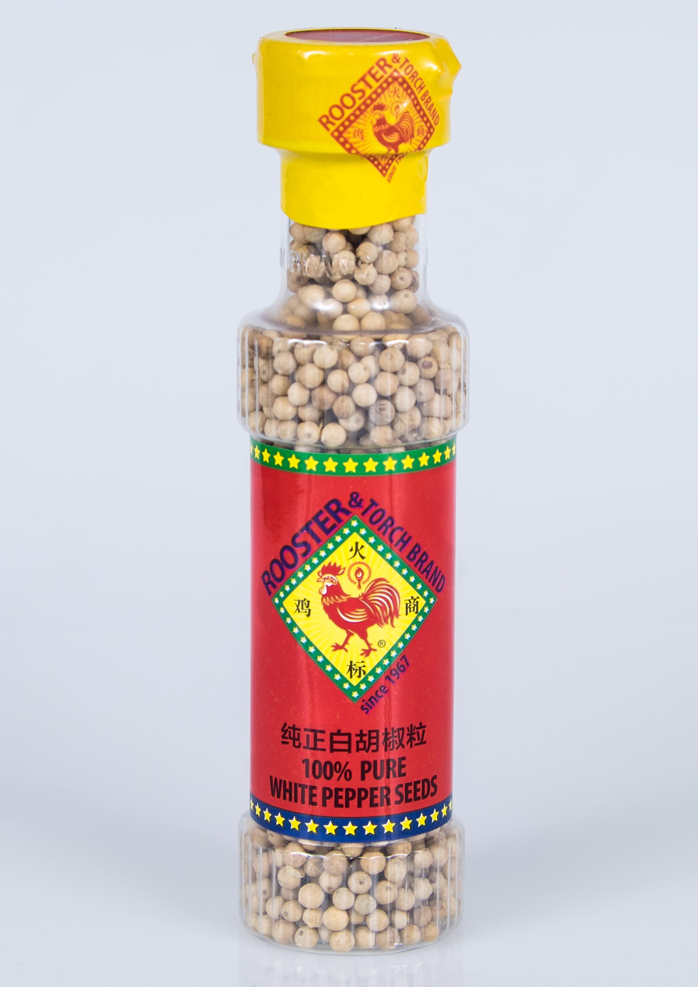 RT White Pepper Seed 80g