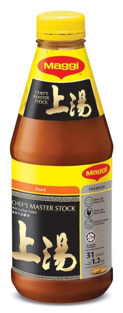 MAGGI Chef Master Stock 6 x 1.2kg