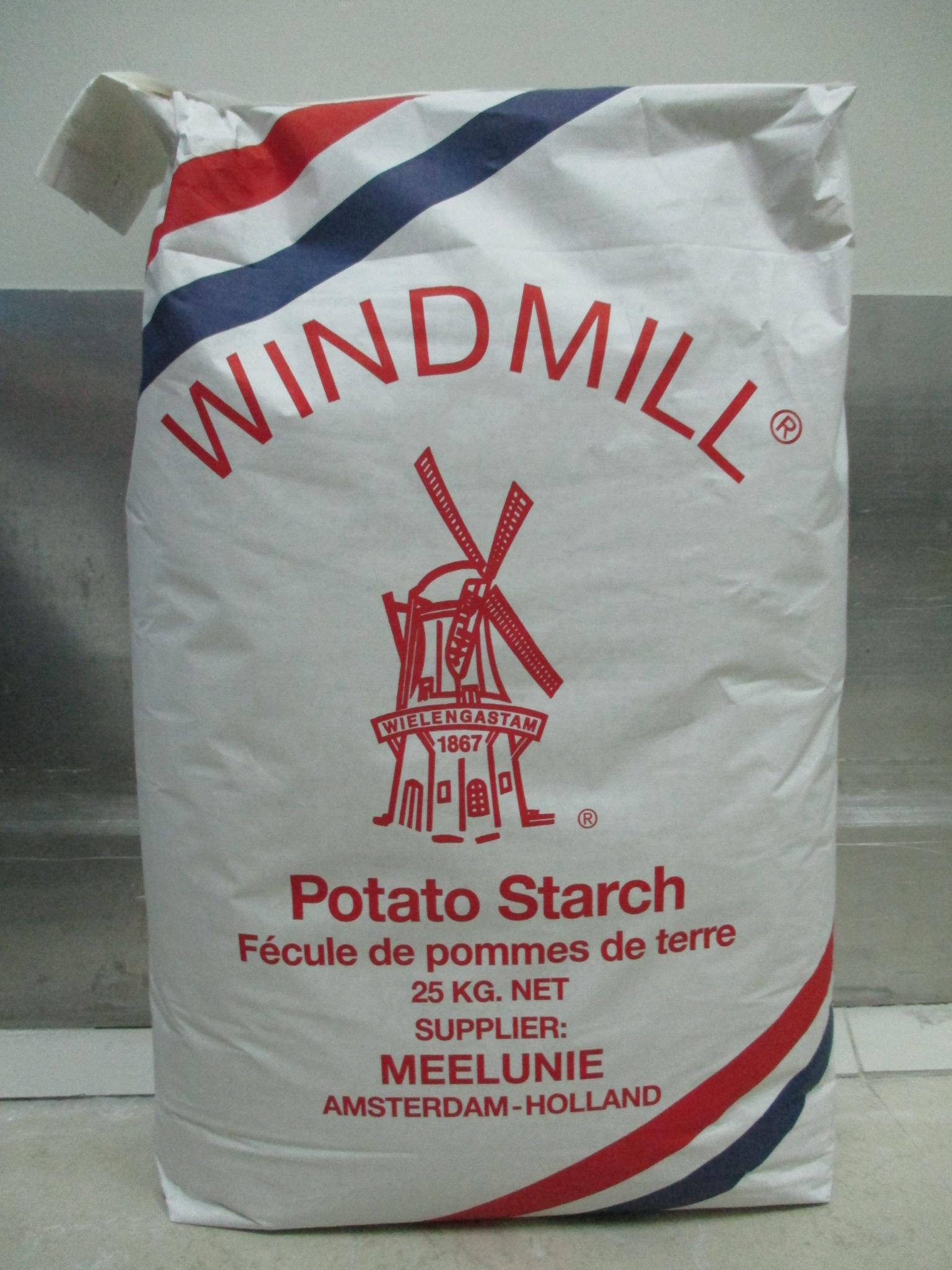 Windmill Potato Starch 25kg c