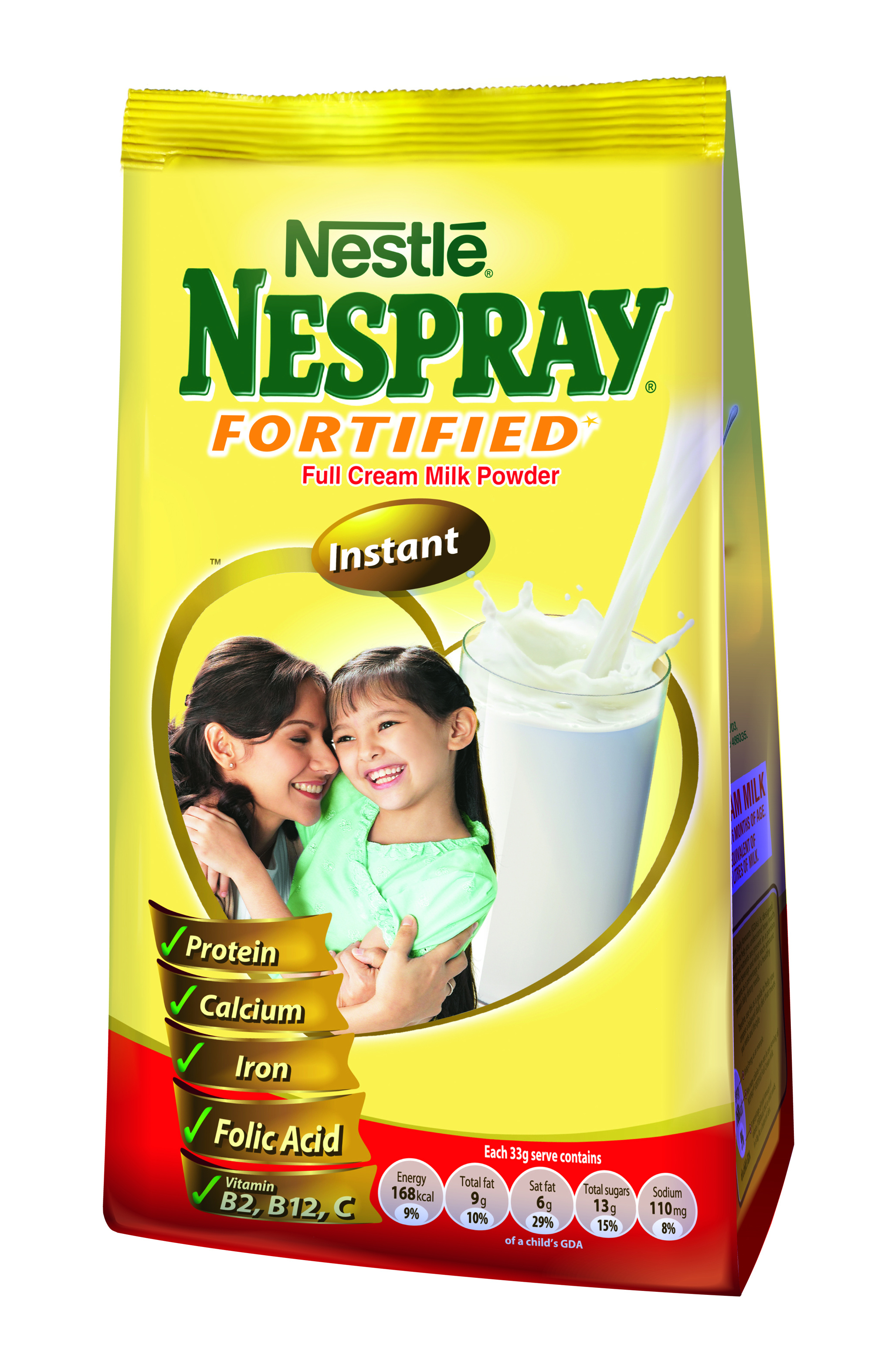 NESPRAY Instant Softpack 6 x 1.8kg