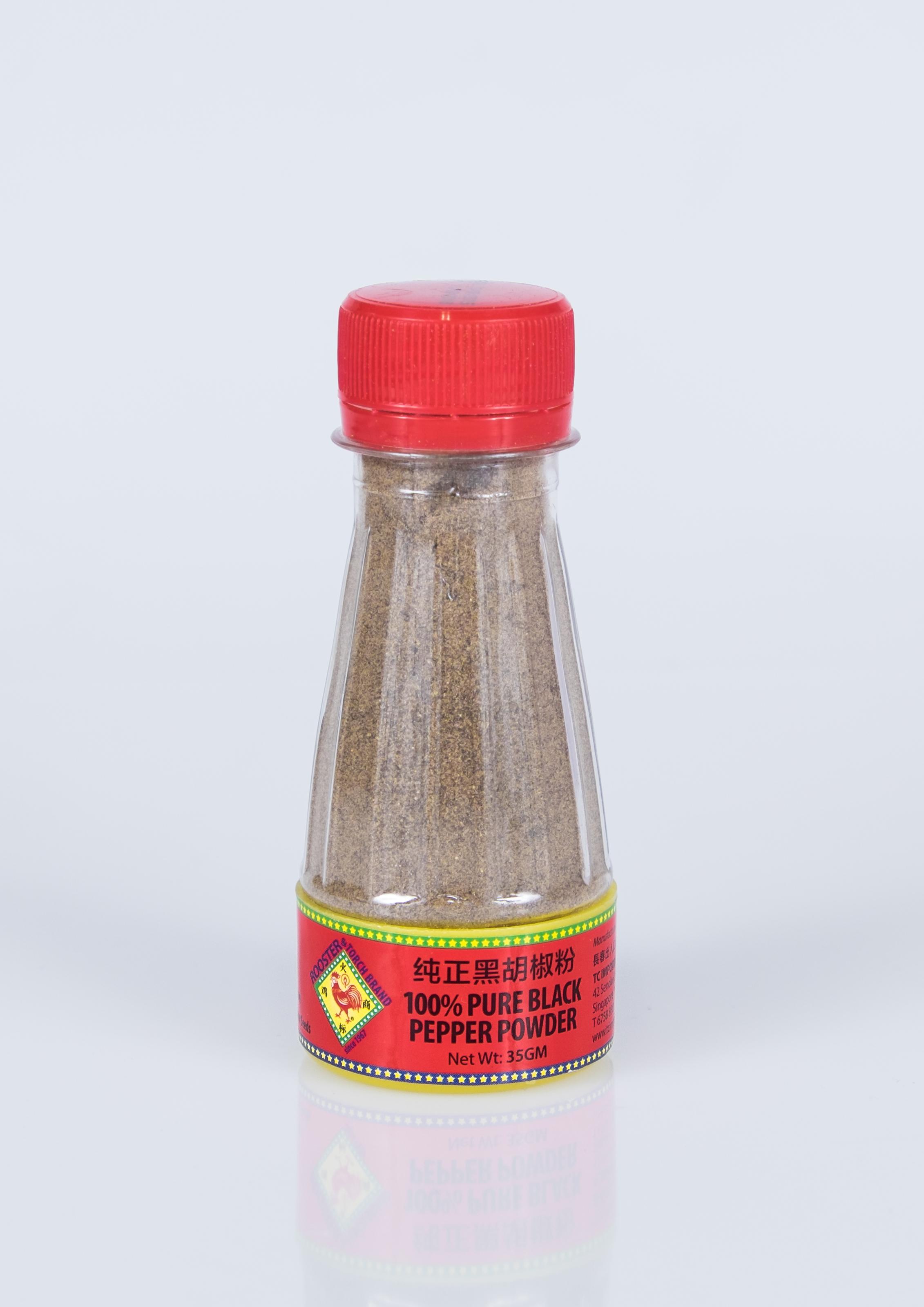 RT Black Pepper Powder 35g