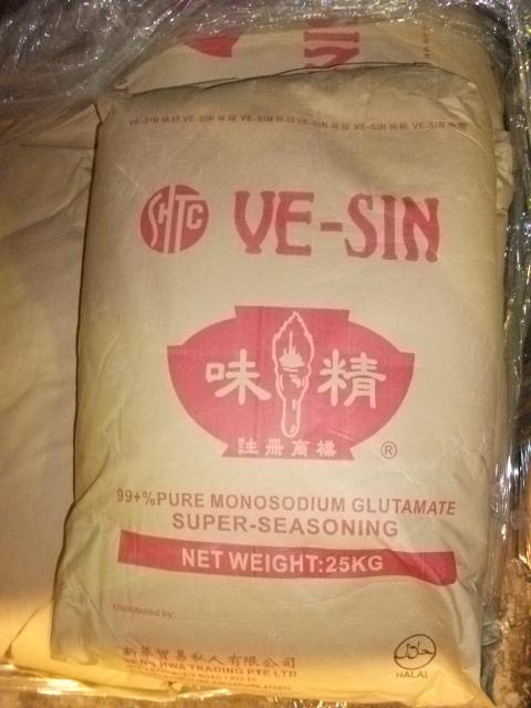 Ve-Sin 99% MSG Crystal