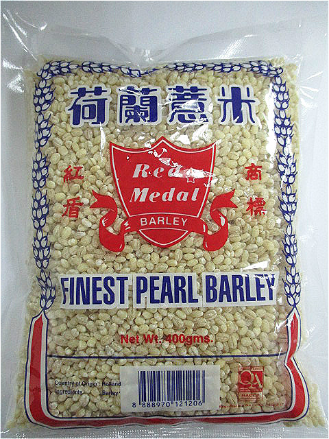 Red Metal Finest Pearl Barley 400g