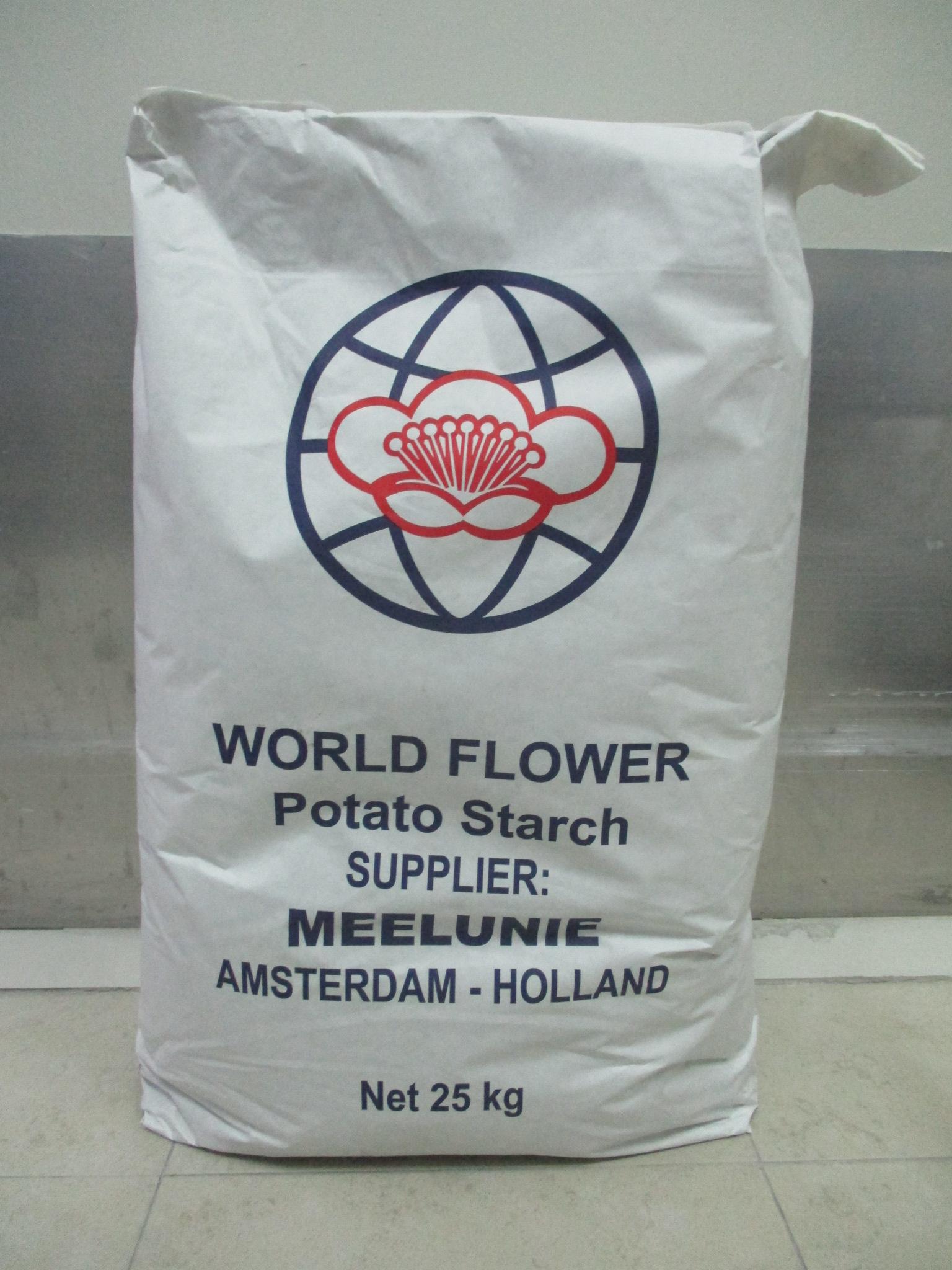 TC World Flower Potato Starch 25kg