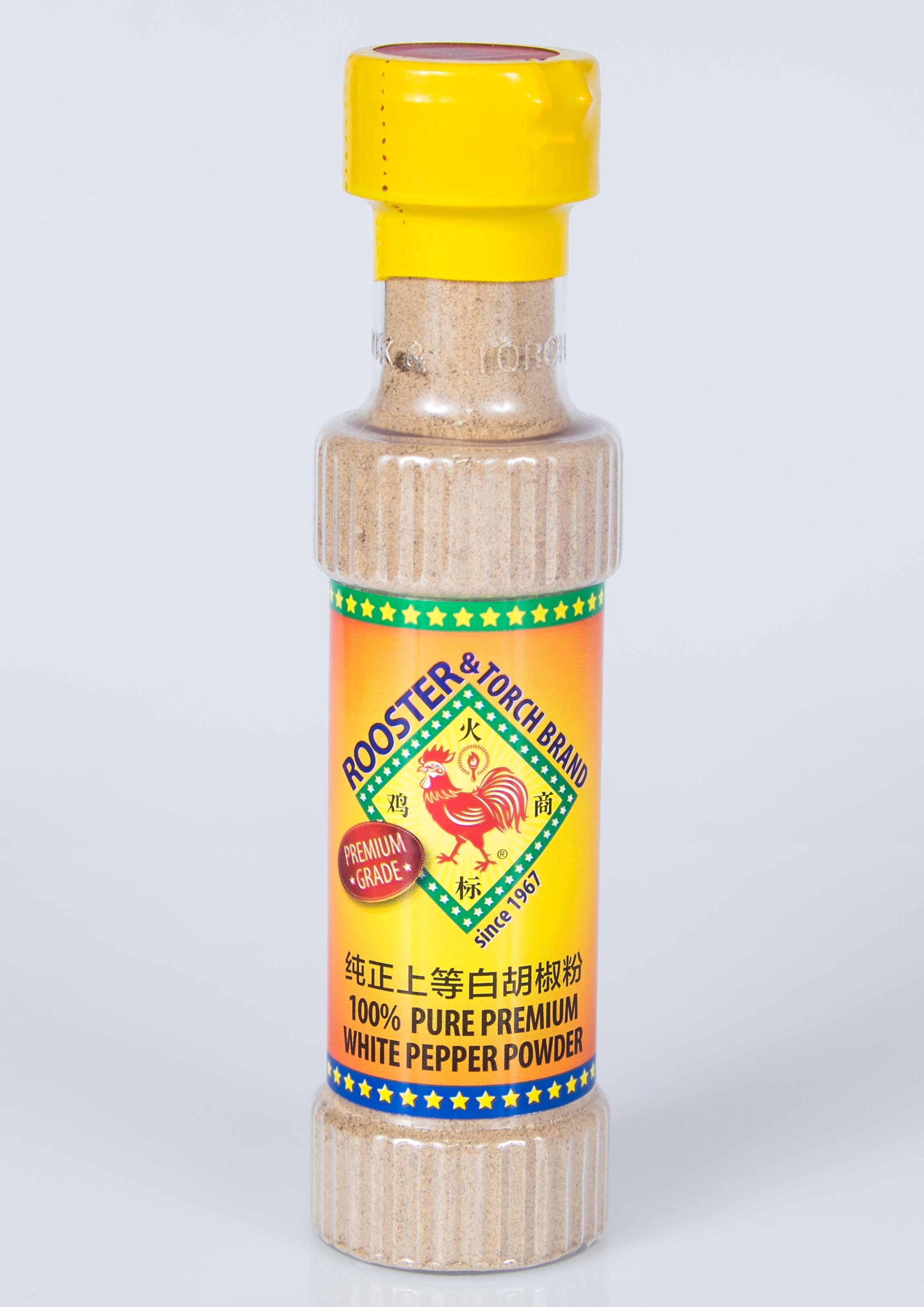 RT Premium White Pepper Powder 90g