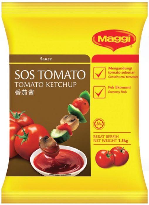 MAGGI Tomato Ketchup 12x1.5kg