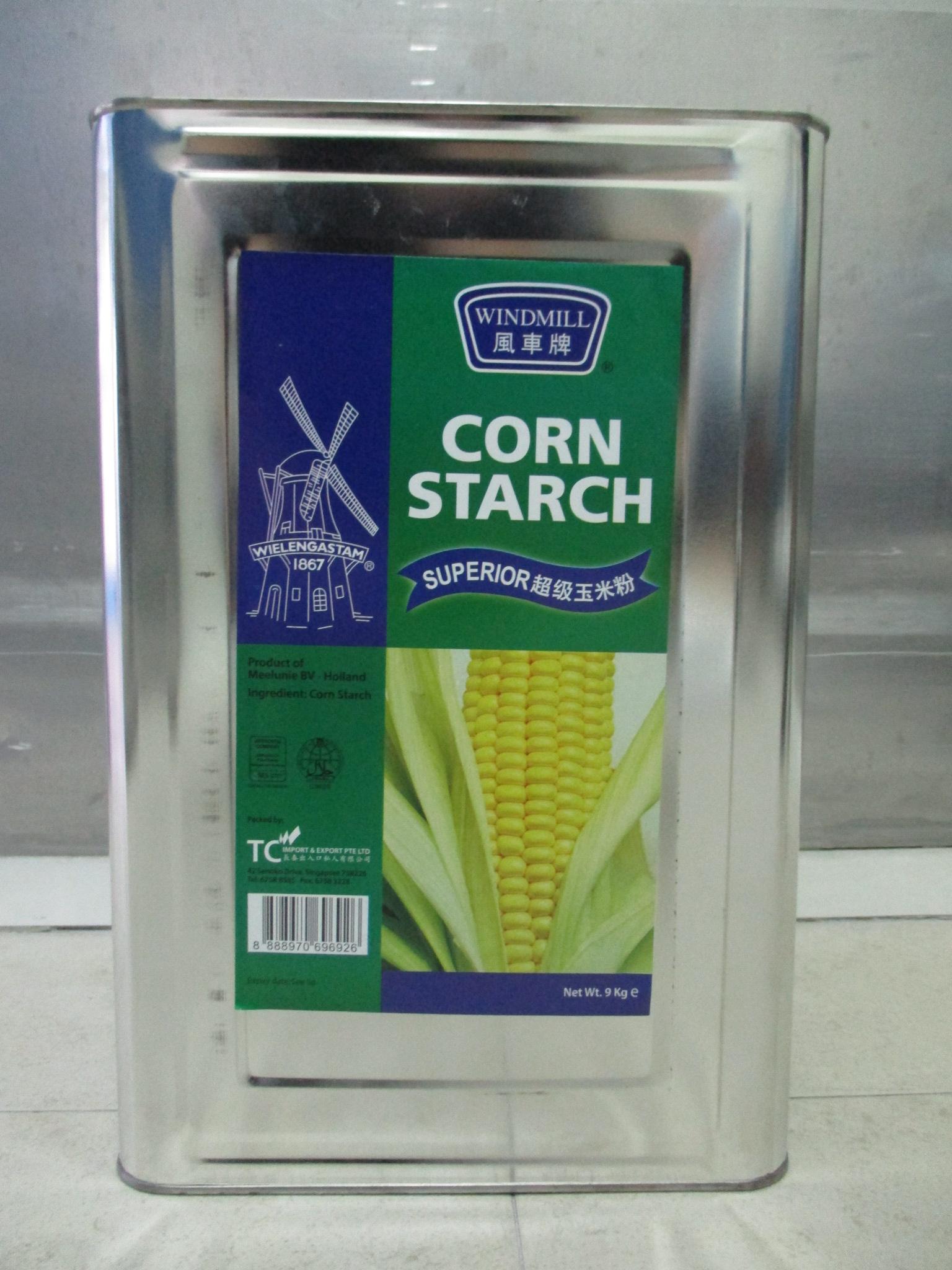 Windmill Corn Starch 9kg