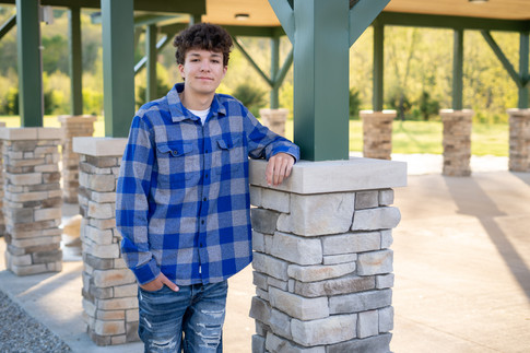 West Clermont High School Senior Pictures in Old Milford
