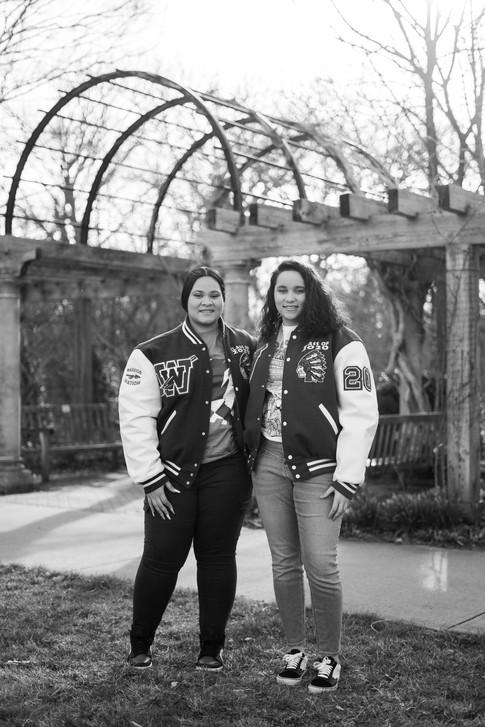 Winton Woods High School Senior Pictures around Cincinnati