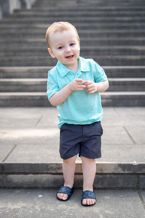 Milestone Photography of Toddler Photos