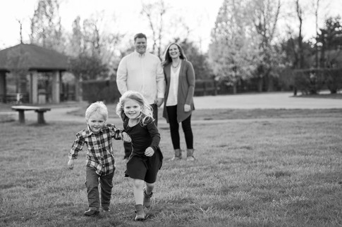 Family Photography with Toddlers in Fort Mitchell, Northern Kentucky