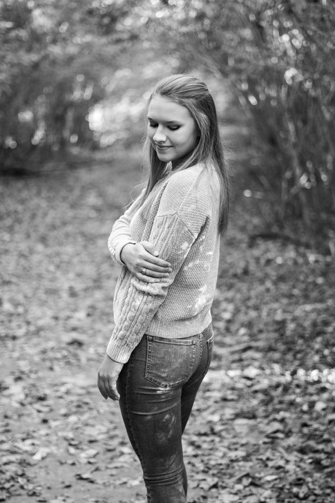 Milford High School Senior Pictures in Old Milford