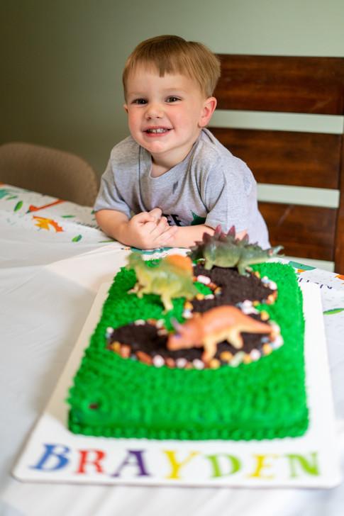 Milestone Event Photography of Birthday Photos