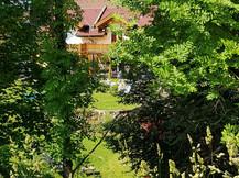 Mooi inkijkje in de tuin van #Casa Kumpel