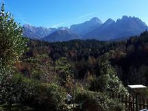 Julische alpen Italie
