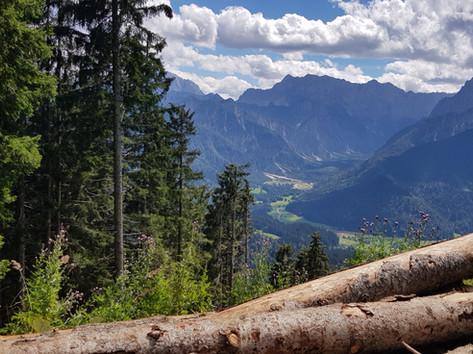 #Dreiländereck wandelroute