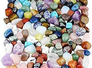 tumble stones from around the world