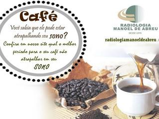 CAFEÍNA E SONO