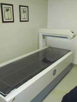 Sala de Densitometria Óssea