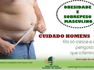 Obesidade e Sobrepeso Masculina