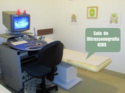 Sala de Ultrassom Kids