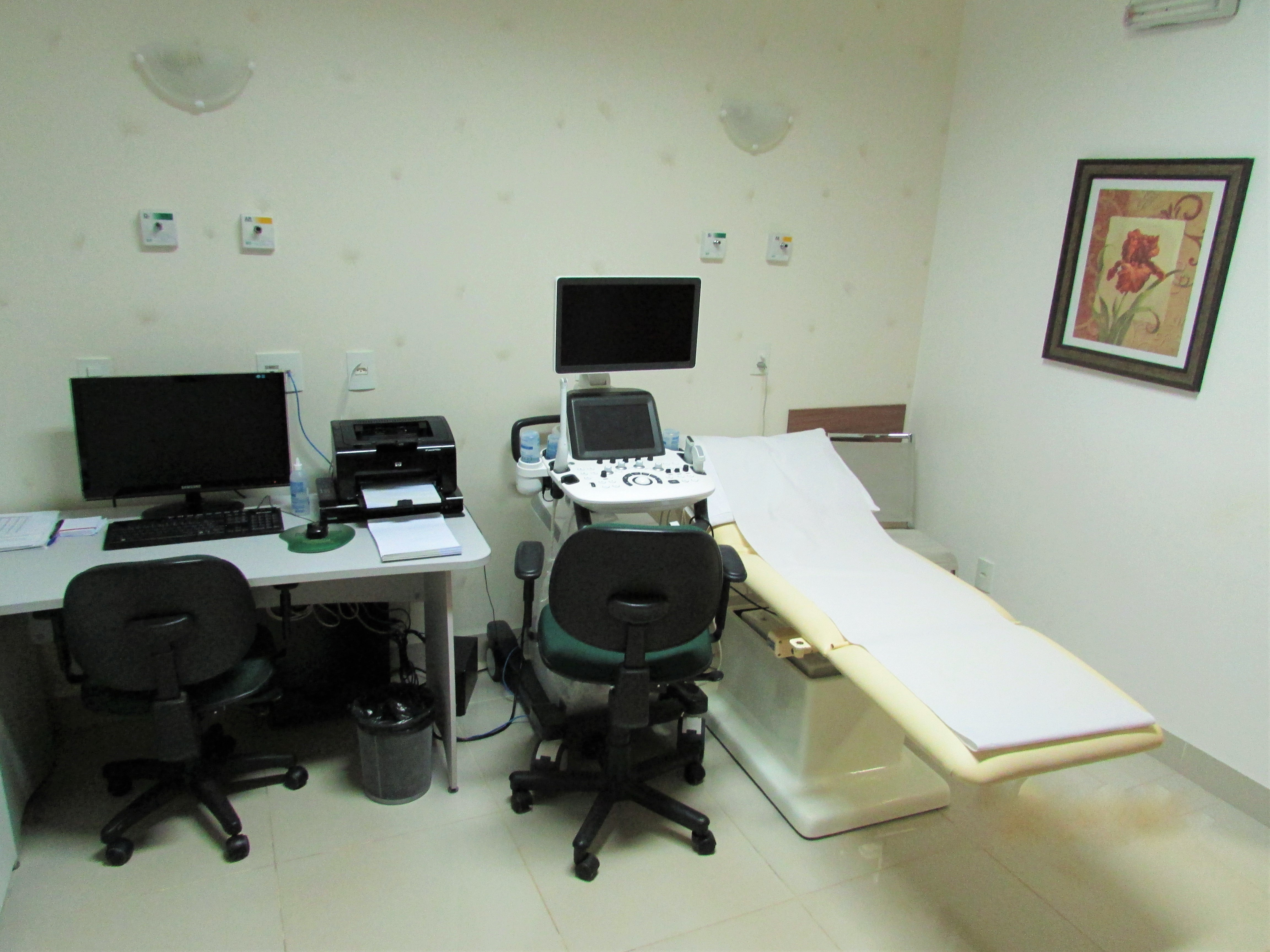 Sala de Ultrassom III