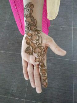 Mehandi Competition 2020