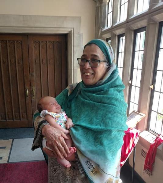 Protect Auntie Saheeda