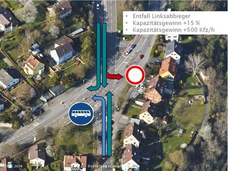 Mehr Verkehrsfluss am Hirschlandkopf?!