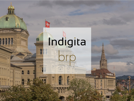 Indigita's new online training supports Swiss banks in handling Swiss and international sanctions