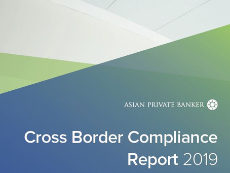 Cross-border Compliance Report 2019 available!