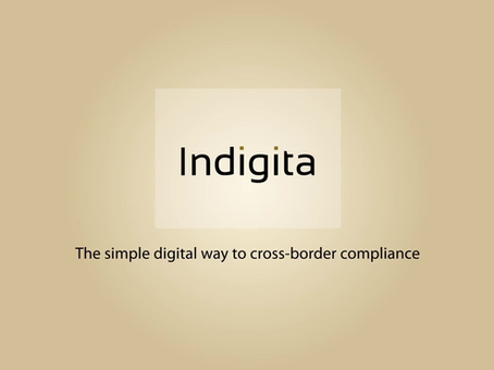 Indigita's inApp with the ISIN Solution - cross-border compliance at your fingertips