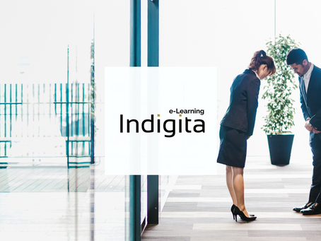 Indigita launches new line of online trainings on cross-cultural competence and business etiquette