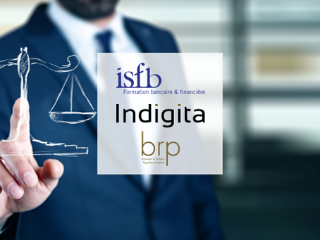 Indigita introduces new online training for Swiss banks on the topic of bribery and corruption