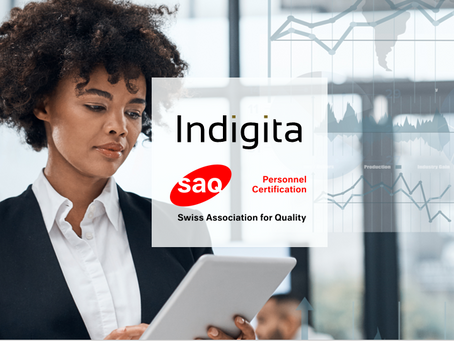 Indigita's e-Learning courses are now eligible to count towards the SAQ recertification