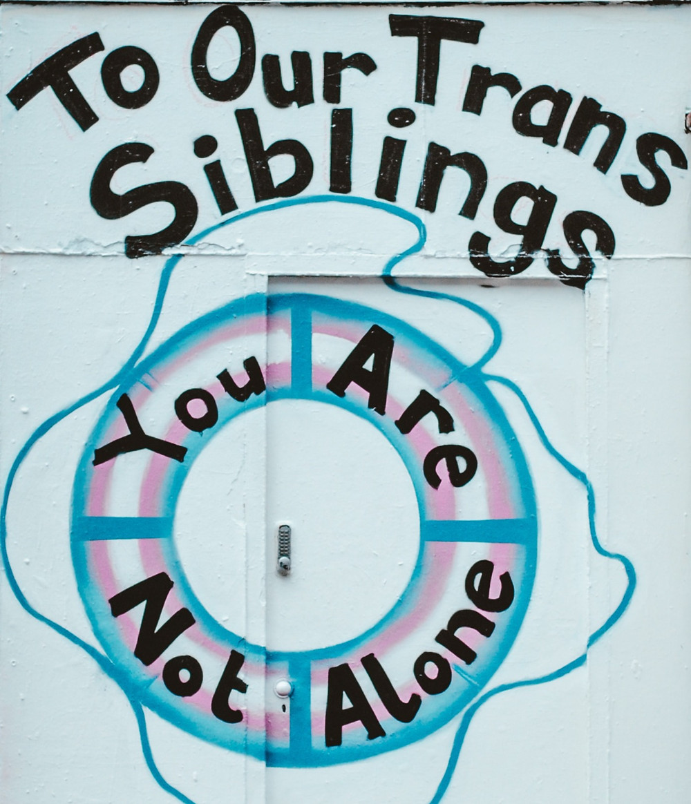 To Our Trans Siblings: You Are Not Alone